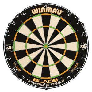 profesjonalna tarcza tablica sizalowa do ostrych rzutek winmau blade champions choice