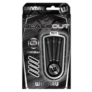 Lotki rzutki soft Winmau Blackout 2061 opakowanie 20g